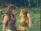 Hmm, what do you suppose Gabby would do to thank Xena?