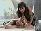 Xena taking the coward's way out