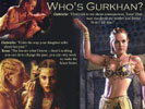 Who's Gurkhan